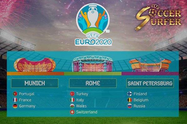 EURO2020 ยูโร2020