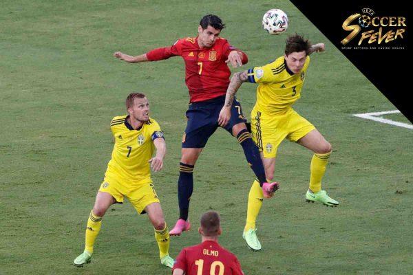 อัลวาโร่ โมราต้า กองหน้าดีกรีทีมชาติสเปน ชุดลุยศึกยูโร 2020